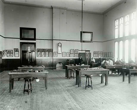 Sydney University - Medical School, Dissecting Room
